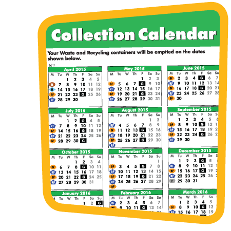 Collection Calendar